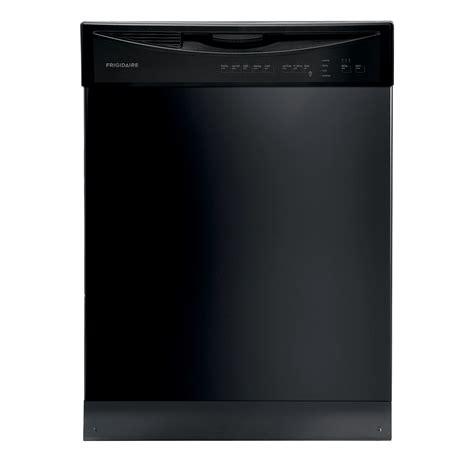 "Frigidaire Black 24"" Builtin Dishwasher—sears"