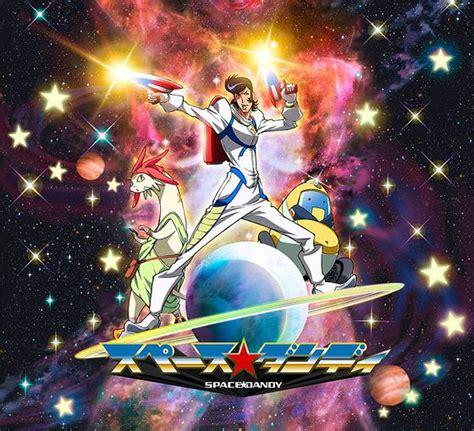 Anime E Dandy To Blast Onto Japanese Tv In