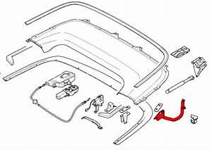 Bmw E46 Convertible Top Parts