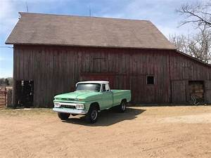 1965 Chevy C10 K10 4x4 Truck For Sale