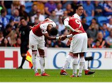 Cardiff City vs Arsenal analysis Lacazette and Aubameyang