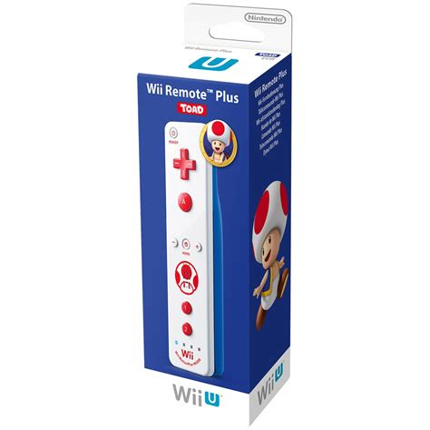 wii remote  toad nintendo uk store