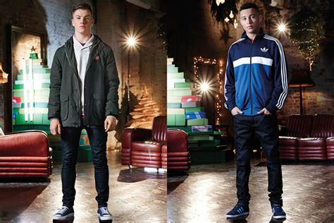 jd sports christmas  mens lookbook fashionbeanscom