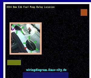 2004 Bmw E46 Fuel Pump Relay Location  Wiring Diagram