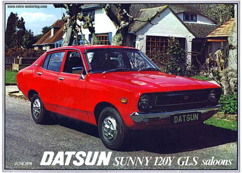 Topworldauto>> Photos Of Datsun Sunny