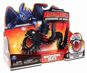 whispering death dragon toys | Whispering Death Figure How ...
