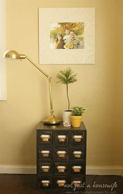 table catalogue how to build a card catalog not just a