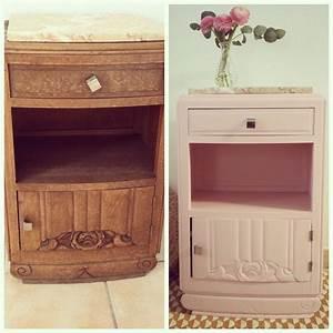 Relooker Meuble Rustique : top avantaprs petit meuble vintage retrouver sur mon blog with relooker un meuble rustique ~ Preciouscoupons.com Idées de Décoration