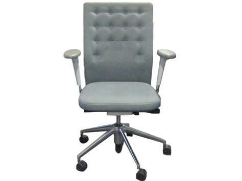 chaise de bureau vitra chaise vitra id trim adopte un bureau