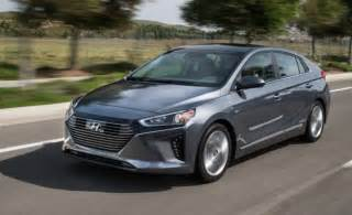 mpg for hyundai sonata hyundai prices ioniq hybrid and electric to undercut rivals car and driver car and