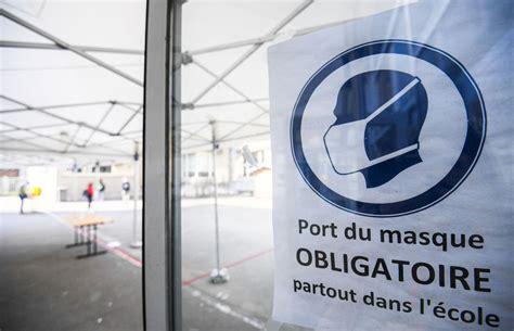 """Coronavirusle port du masque dans la rue deviendra bientôt obligatoire au portugal, confronté comme d'autres pays européens à une. Coronavirus: pourquoi le port du masque reste-t-il """"recommandé"""" et non """"obligatoire"""""""