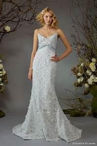elizabeth fillmore fall 2014 wedding dresses wedding With powder blue wedding dress