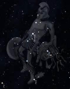 Perseus Constellation Mythology