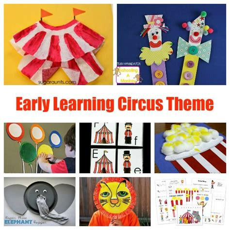 on kindergarten and preschool circus theme will 961 | 96f8d5693455c7e01f04f3c3b8d41a21