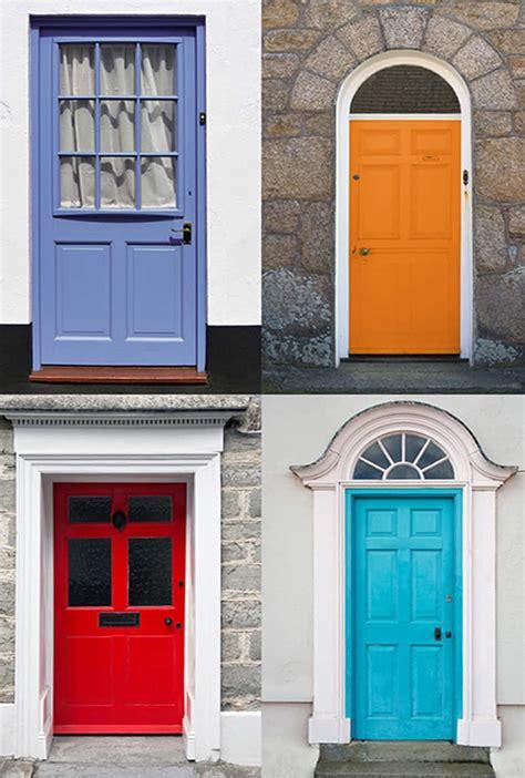 choose   color   front door