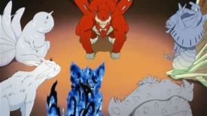 Naruto Demon Guide - Bijuu, Tailed Beasts, Demons | Naruto HQ