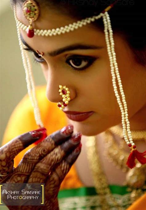 maharashtrian bridal makeupget  perfect