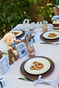 teddy themed baby shower oh it 39 s