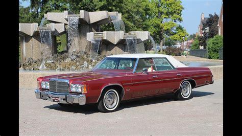 1978 Chrysler Newport 1978 chrysler newport pristine one owner