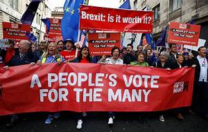 Main U.K. opposition party could back new Brexit ...