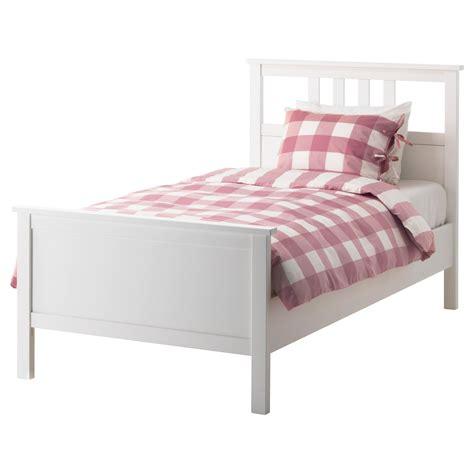 Hemnes Bed Frame White Stain Lury Hemnes Bed Frames