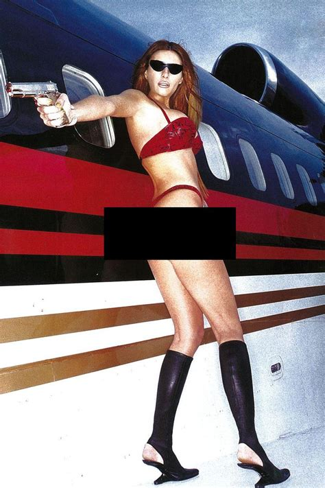 melania trump wife donald posed money married naked trumps knauss him lady third handcuffs girlfriend redacted judiciary report wearing holding