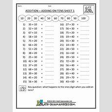 Kids Math Printable Worksheets Chapter#1 Worksheet Mogenk Paper Works