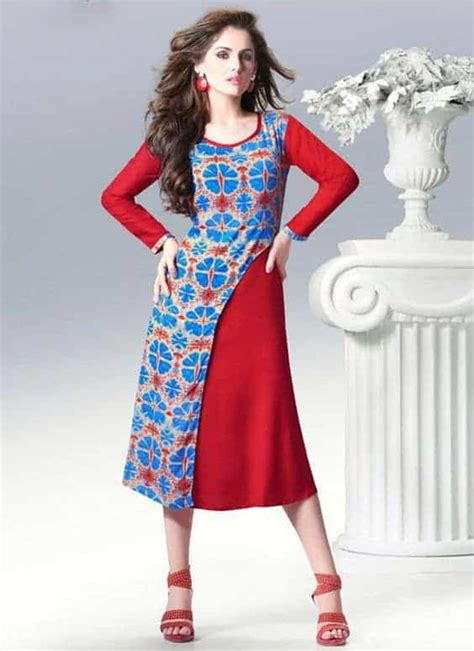 types  kurtis designs simple craft ideas