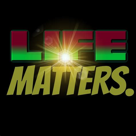 Life Matters Template Postermywall