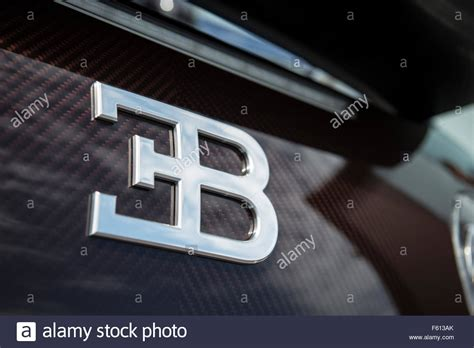 Part of the factory fresh series. Bugatti Logo High Resolution Stock Photography and Images ...
