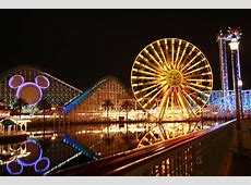 Disneyland California Adventure Tickets, Hours