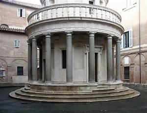 Images of the Tempietto, San Pietro in Montorio, Rome ...