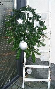 Weihnachtsdeko Vor Haustür : weihnachtsdeko vor dem hauseingang ~ Frokenaadalensverden.com Haus und Dekorationen