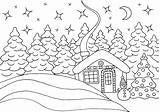Coloring Snow Winter Themed Printable 30seconds Mom Fun Printables Tip Days sketch template