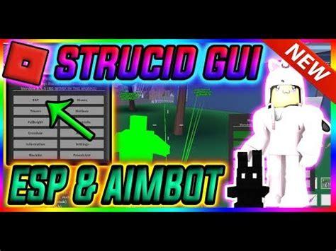 roblox hack script strucid aimbot esp