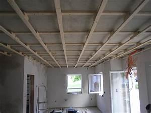 Rigipsdecke Unterkonstruktion Holz : decke unterkonstruktion w rmed mmung der w nde malerei ~ Frokenaadalensverden.com Haus und Dekorationen
