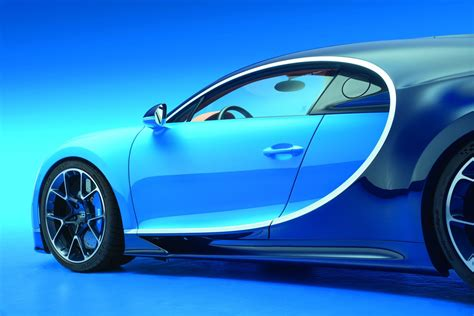 The bugatti chiron is a car built to break the brand's own records, but it manages to allow form to be a close second to function in its design. Bugatti Chiron Is Official: 1,500 Horsepower, 260 MPH, $2.6 Million 95 Pics