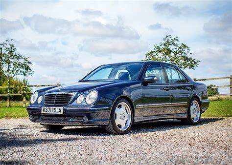 Ref 61 2000 Mercedes-benz E55 Amg