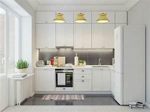 deco maison scandinave 4 interieurs design With idee deco cuisine avec objet deco scandinave