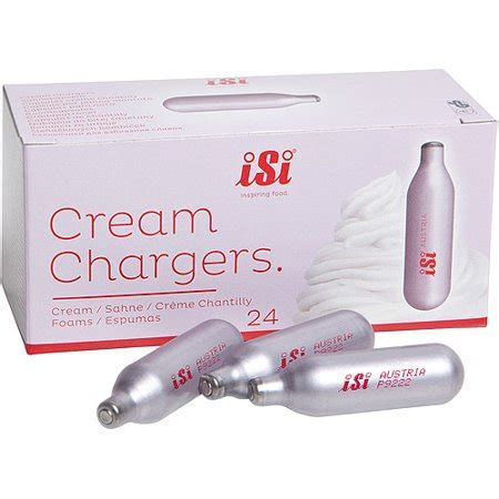 iSi Cream Chargers, 24 Pack   Walmart.com