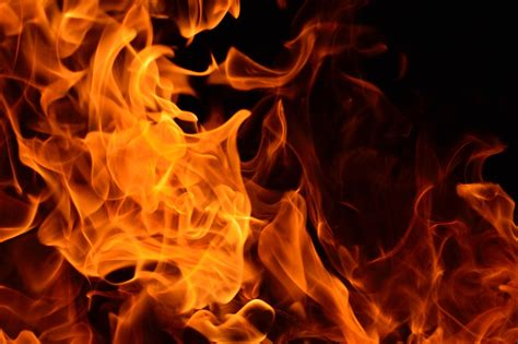 photo fire beautiful flame  image  pixabay