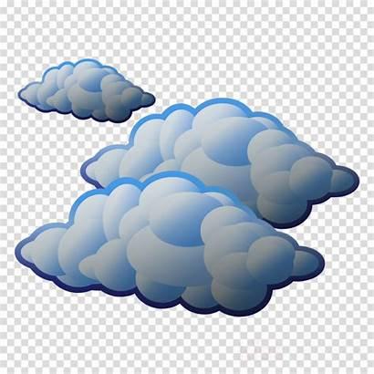 Rain Clipart Heavy Cloud