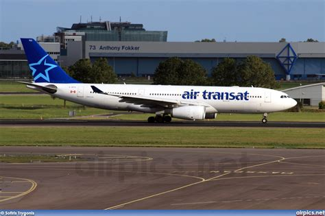 a330 200 air transat airpics net c gpts airbus a330 200 air transat large size