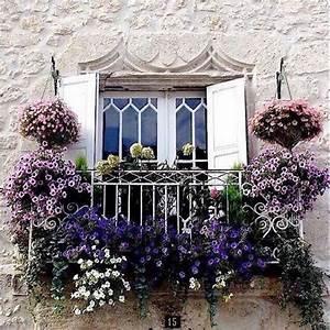 Small, Balcony, Decor