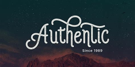 Auther Typeface Font   Fontspring