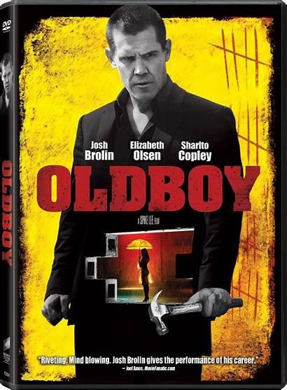 Oldboy Dvd Film Ray Blu March Movies