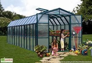 Serre De Jardin Polycarbonate : plaque polycarbonate pour serre de jardin ~ Dailycaller-alerts.com Idées de Décoration