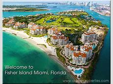 Fisher Island Condos and Real Estate for Sale Rent