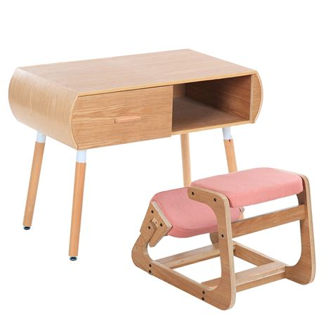 desk and chair set for students modern children furniture table and chair set for students