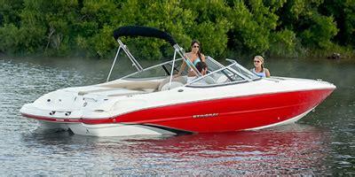 Stingray Boat Values by 2016 Stingray Boat Co 225lr Standard Equipment Boat Value